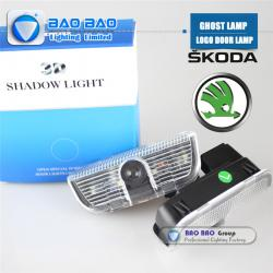 China BMW--BB0406 Top Quality 2014 Newest LED LOGO LAMP Ghost Lamp on sale
