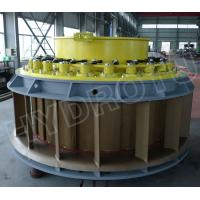 0.1MW - 30MW Low water Head Kaplan Hydro Turbine / Kaplan Water Turbine with Fixed Blades/ Adjustable Blades