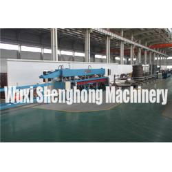 China Galvanized Steel Roll Forming Machine , Steel Truss Framework Roll Forming Equipment on sale