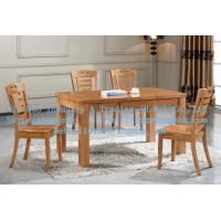 Solid wood dining tables and chairs, wooden dining table, wooden dining chairs