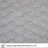 Hexagonal Wire Netting/Hex Decorative Wire Mesh Used for  Fencing Gabion