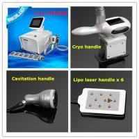 Professional 0-900kpa lipo cavitation Cryolipolysis tech for Cellulite Reduction