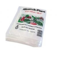 3.6M X 2.7M hdpe plastic painter's drop cloth,disposable protective painter ldpe drop sheet, painting polythene dust dro
