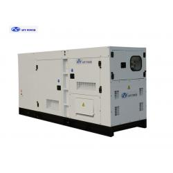 China Air Cooled Industrial Diesel Power Plant , Super Silent Military Diesel Generator on sale