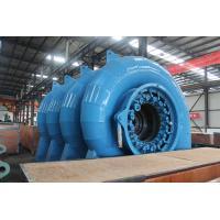 High Quality 200 kw 55 m head francis turbine price
