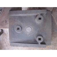 High Cr Cast Iron Mill Liners Wear Resistance Parts OEM Impact Value More than AK5J
