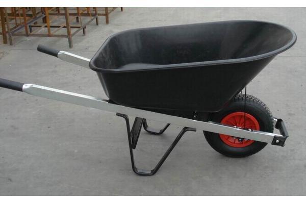 Как сделать тележку на одном колесе