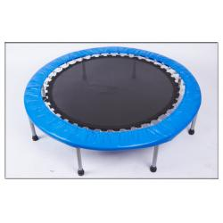 China Four Folding Mini Gymnastics Trampolines for Junior The Most Fashionable Fitness Small Trampoline on sale