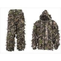 Camouflage Leafy Hunting Suit Camouflage Leafy Suit Realtree 3D Camo Clothing