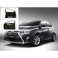 Yaris L / Vios 2014 Durable Toyota Door Replacement Front Car Doors Seal With Silicon