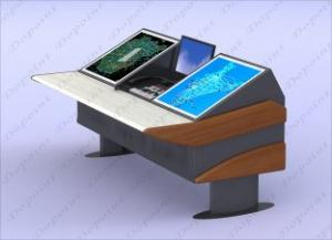 Air Traffic Control Furniture for sale – ATC Tower Console ...