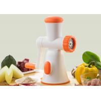Light Weight Manual Meat Mincer / Fully Integrated Hand Operated Food Processor
