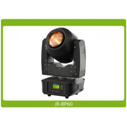 China 60W Beam Zoom Moving Head With Prism Affordable Lighting Equipment on sale