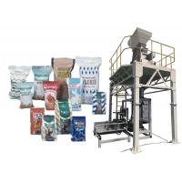 10-50 Kg Automatic Bag Packing Machine , Open Mouth Bag Granule Packaging Machine