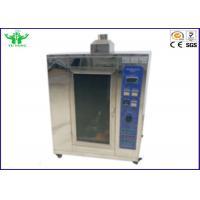 High Precision 50 ℃ ~ 960 ℃ Glow Wire Testing Machine with IEC 60695-2