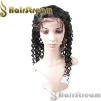100% Human Hair Full Lace Wig Indian Women remy Hair Wigs