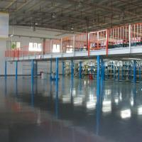 Safety Steel Platform Warehouse  Factory  Shelving  Ce Sgs Tuv Approved