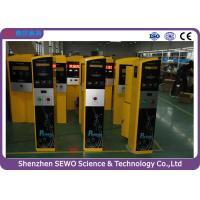 SEWO T6 Economical Automatic Intelligent Car Parking Management System