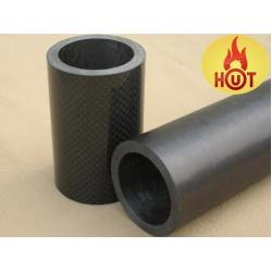 China carbon tube, carbon fiber tube, carbon fiber pipes, UD carbon tube on sale