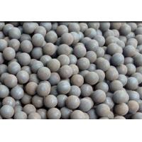 Low break rate Industrial ball mill grinding media,forging ball,forged ball