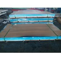 316L 0.5 - 3.0mm 4x8 stainless steel sheet 2B surface finished , NO.4 finished
