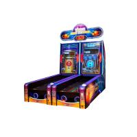 Arcade Bowling Ticket Redemption Game Machine Coin Operated Customized  Power