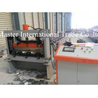 Automatic Sheet Metal Roll Former Machine For 1.2mm Floor Decking Material