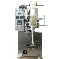 Touch Screen Pouch VFFS Packing Machine For Loose Tea / Dried Fruit