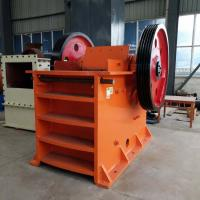 Huge Stone Jaw Crushing Jaw Crusher Machine For Quarry Plant Rock Breaking
