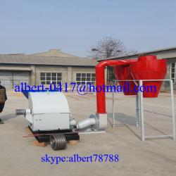 China Wood Pallet Crusher hammer mill on sale