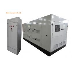 China 60hz 1800rpm 500KVA Cummins Diesel Generators soundproof generator 400KW with SOCOMEC ATS on sale
