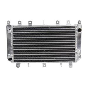 China ATV Radiator For  KAWASAKI  Z1000 ZR1000A  Siver or Black Full Aluminum Use in 2003 2004 2005 2006 supplier