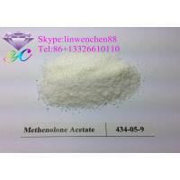 North America Domestic Methenolone Acetate oral / injectble Primobolan Steroids CAS 434-05-9