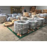 Martenstic AISI 420 UNS S42000 Stainless Steel Cold Rolled Strip In Coil