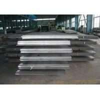1200mm - 1800mm Width SS400, Q235, Q34 Hot Rolled Checkered Steel Plate / Sheet
