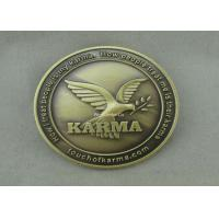 Brass Stamped Personalized Coins , 3D Military Challenge Coin