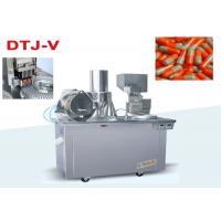 Popular Gelatin Capsule Filling Machine Muti Functional Capsule Filling Equipment