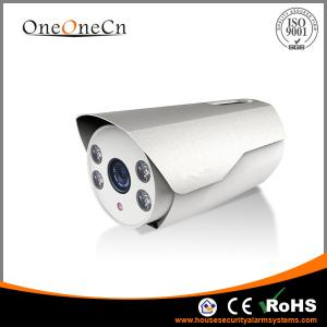 FULL High Definition ICR Analog CCTV Camera NTSC And PAL For Outdoor