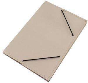 Portfolio A4 Paper Folder Custom Office Supply File With String