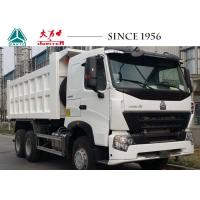 A7 HOWO Dump Truck Price Philippines With 30 Tons Capacity For Construction