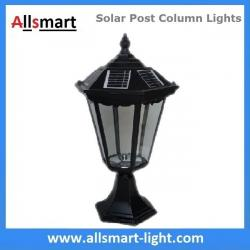 China Solar Pillar Lights ASA-009 on sale