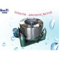 High Efficiency Industrial Dehydrator Machine In 304 Stainless Steel