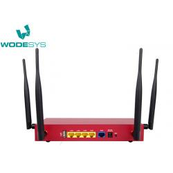 China High Range Fastest Enterprise 802.11 AC WiFi Router 1200Mbps Transmission Rate on sale