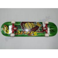 4 Wheel 9 Ply Chinese Maple Wood Skateboards For Adults And Youth Students