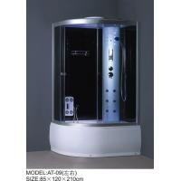 Medium Jets Complete Shower Enclosures 3 sided Waste drain / Syphon included