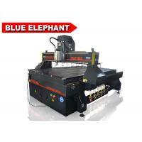 High Efficiency 4D Woodworking cnc router , cnc 1325 wood carved machine