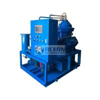 AC 380V Multistage Centrifugal Oil Purifier Separation Machine Combination System