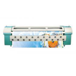 China 3200mm Wide Format Inkjet Printer Large Format Printing Services 220V on sale