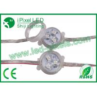 New arrival 30mm 12v waterpoof micro mini led pixel lights in different styles