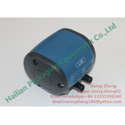 China Plastic Lid Pneumatic Milking Machine Pulsator , 2 Plastic Vacuum Ports on sale